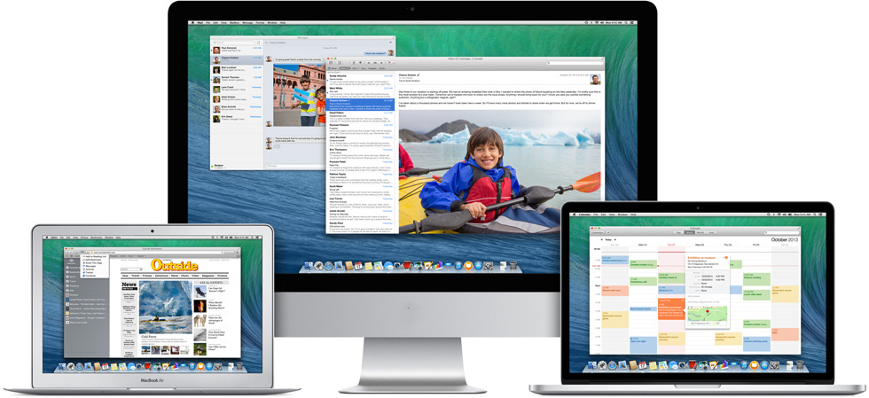 Установка Mac OS MacBook и iMac в Алматы
